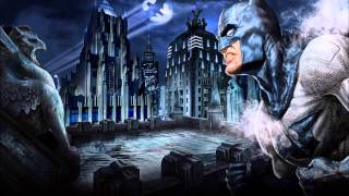 Batman Gotham City - Instrumental Hip Hop Rap Beat (Cashflow Productionz)