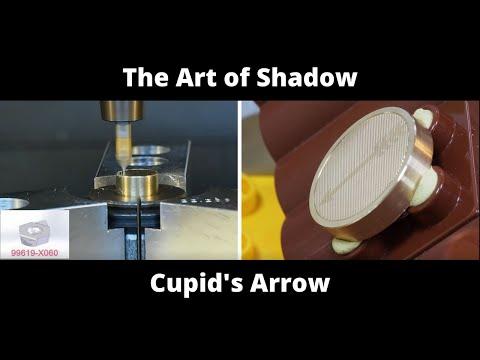 光影的藝術: 邱比特的箭