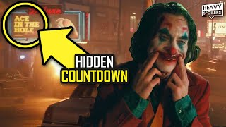 INSANE Details I Noticed In JOKER That Make It One Of The Best Comic Book Movies Ever Made