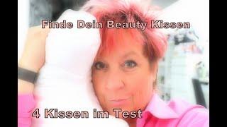 Kissen gegen Faltenbildung !? TEST : Sleep & glow | Butterfly Kissen Pino | Hefel | Aldi Noname