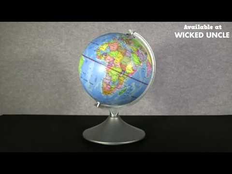 Youtube Video for 2 in 1 Globe - Earth & Constellations