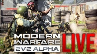 NEW MODE IS LIVE in Call of Duty: Modern Warfare 2v2 Alpha!