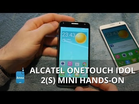 Video anteprima Alcatel Idol 2