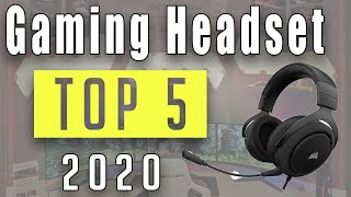 TOP 5: Bestes Gaming Headset für Xbox, PS4 & PC 2020 [DEUTSCH]