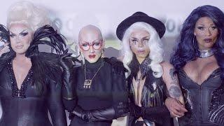 Aja, Alexis Michelle, Peppermint & Sasha Velour   C.L.A.T. (Feat. DJ Mitch Ferrino)