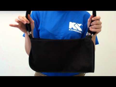 KX Medical, Vídeo Instructivo: Cabestrillo
