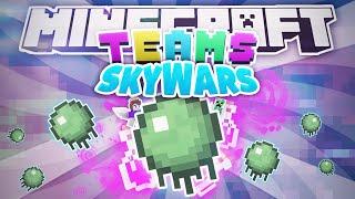 САМЫЙ ТОПОВЫЙ СЛАЙМ!   Minecraft: SkyWars #14