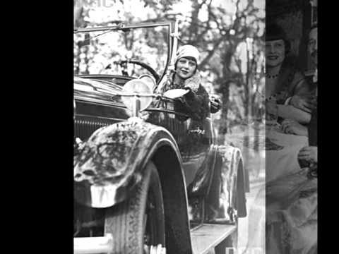 Roaring 1920s Poland: Więcej gazu! -  W.Ochrymowicz, 1928