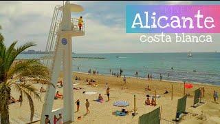 Alicante, Spain. June 2020. Аликанте, прекрасный город 😍. Достопримечательности 🌟 #1  VLOG