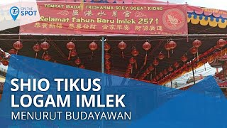 Wiki On The Spot - Shio Tikus Logam dan Imlek Menurut Budayawan Tionghoa di Palembang