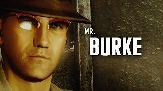Mister Burke: Schemer, Killer, Lover - The Power of Atom - Fallout 3 Lore