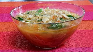 Watch How to cook Chicken Noodle Soup
