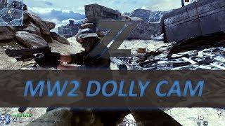 Mw2 Death Cinematic Tutorial (Dolly Camera) - Самые лучшие видео