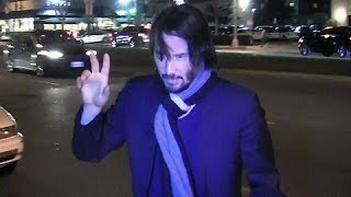 Keanu Reeves On Point Break Redux 'I'm The Wrong Guy To Ask'