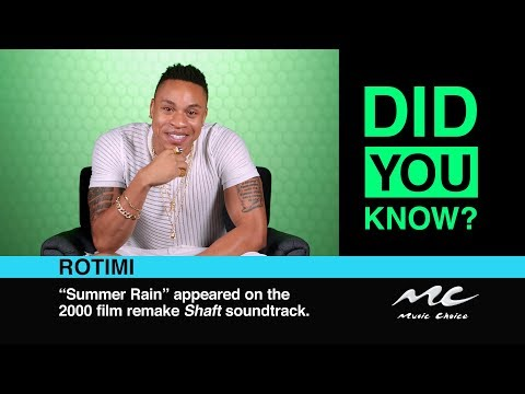 Rotimi Binge-watched 'Entourage' in 4 Days: Did You Know?