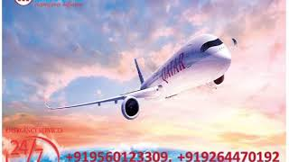 Take Masterly Air Ambulance in Kolkata with ICU Facility