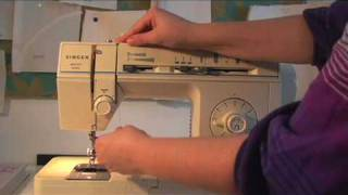 Sewing Basics 1: How to thread your machine.