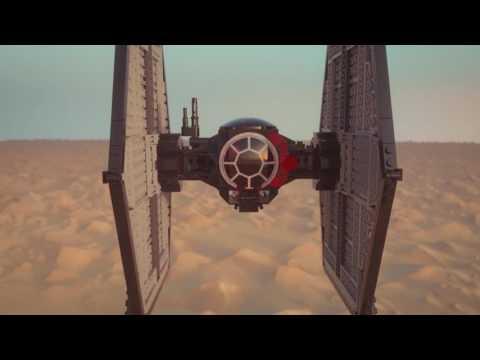Конструктор Истребитель особых войск Первого Ордена - LEGO STAR WARS - фото № 10
