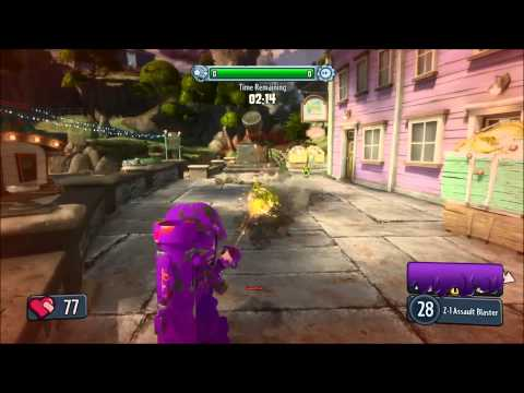 A New Game Mode Is A Great Excuse To Watch More Garden Warfare Footage