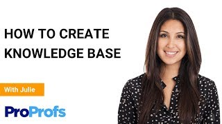 ProProfs Knowledge Base video