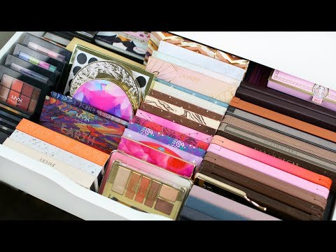 EYESHADOW PALETTE COLLECTION 2018