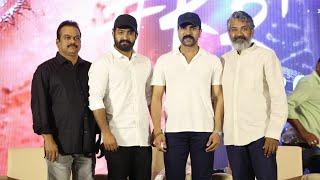 RRR Movie Team Interaction With Media | SS Rajamouli | DVV Danayya