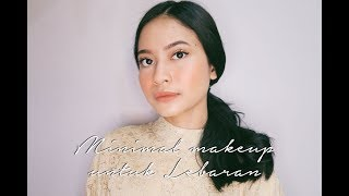 Minimal Makeup For Lebaran. | WARDAH One Brand Tutorial. Video thumbnail