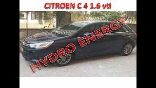 Citroen C4 vti hidrojen yakıt tasarruf sistem montajı