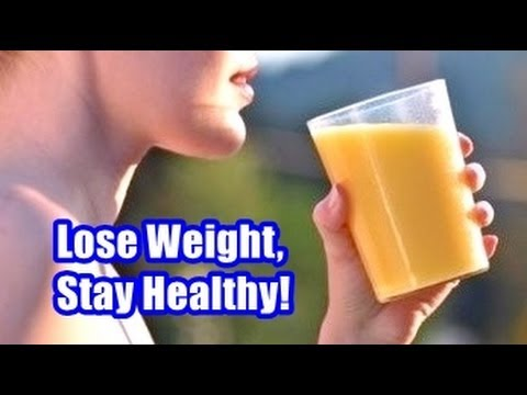 Video Best Pineapple Smoothie Recipe - Lose Weight & Stay Healthy!