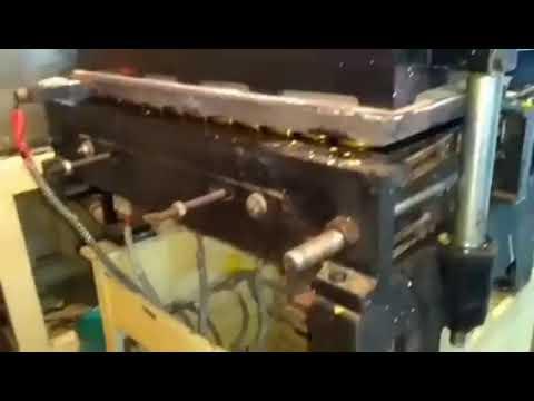 Semi Automatic Ice Cream Cone Oven Making Machine