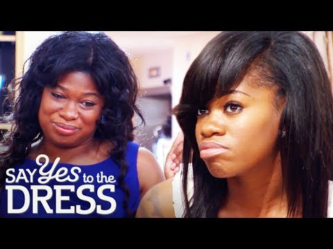 Bride Needs Backup To Help Tame Her Bossy Older Sister | Say Yes To The Dress Bridesmaids