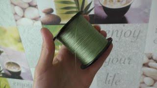 Количество линий в плетеной лески