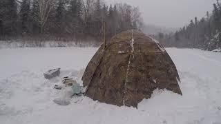 Зимние палатки уп 5 берег