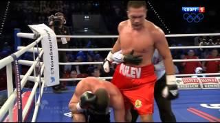 Kubrat Pulev vs Joey Abell HD
