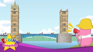 London Bridge là Falling Down - Lyrics & Karaoke
