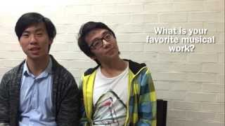 MEET THE PROS | TwoSetViolin - Eddy Chen & Brett Yang – 'VC 20 Questions'