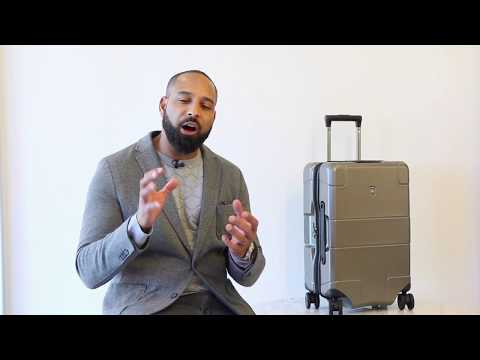 VICTORINOX SWISS ARMY LEXICON HARDSIDE FREQUENT FLYER CARRY-ON PRODUCT PREVIEW