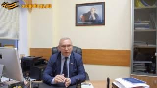 Денис Ганич - 5-ая колонна в Бибирево интервью с главой района.