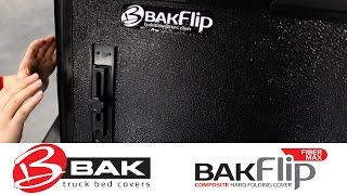 In the Garage™ with Total Truck Centers™: BAKFlip Fibermax Hard Folding Truck Bed Cover
