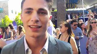 Colton Haynes et Tyler Posey Teen Choice Awards 2011