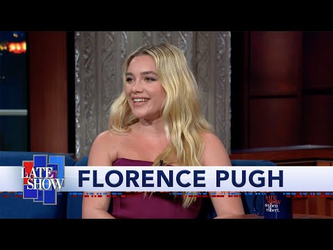 """Florence Pugh Got To See Another Side Of Her """"Little Women"""" Co-Star Meryl Streep"""