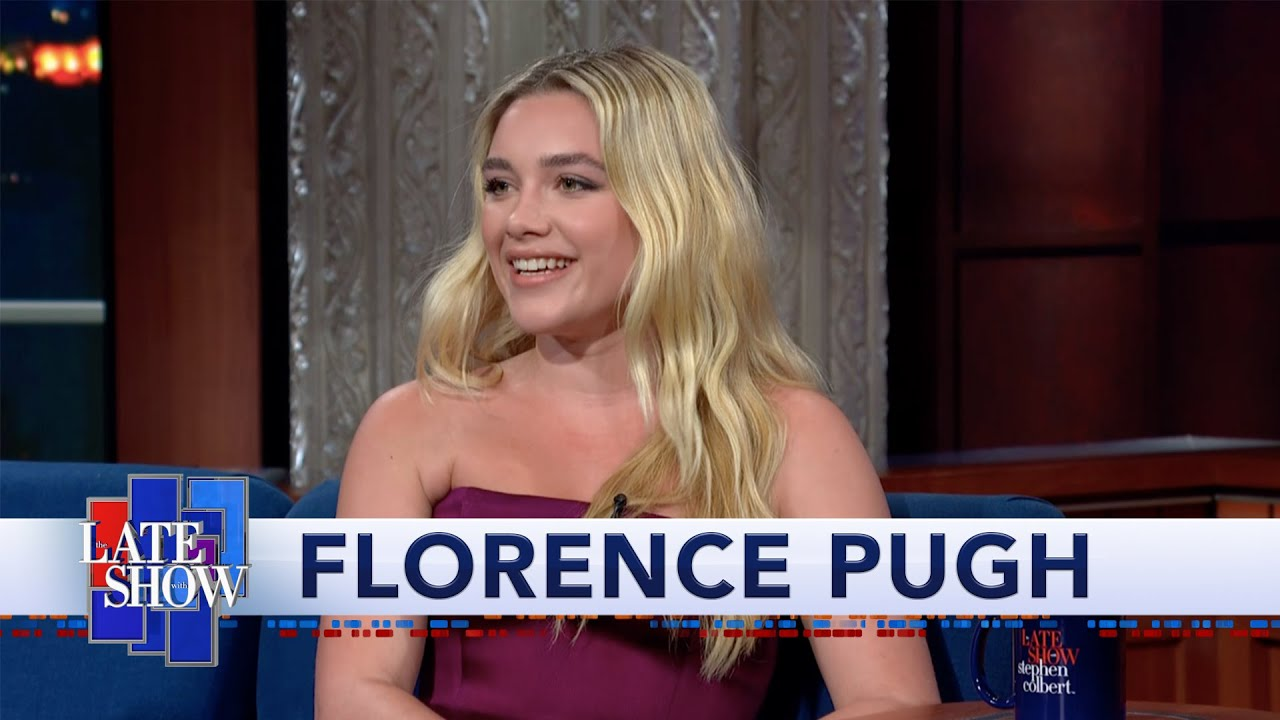 """Florence Pugh Got To See Another Side Of Her """"Little Women"""" Co-Star Meryl Streep thumbnail"""