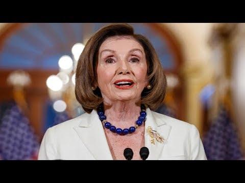 Nancy Pelosi announces Democrats will bring articles of impeachment against Donald Trump