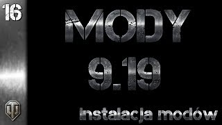 Wot Arty mod + How to Install 9 19 - Смотреть видео