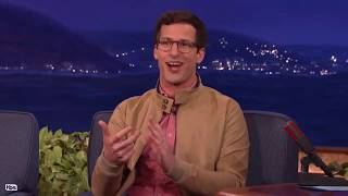 Andy Samberg   Funny Moments In Talk Shows