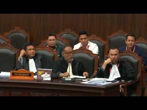 Panas!! Perdebatan BW dan Hakim MK soal Jaminan Keamanan bagi Saksi yang akan Hadir (1)