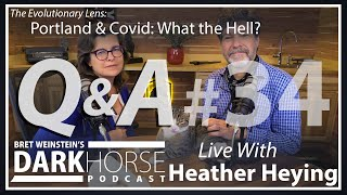 Your Questions Answered - Bret And Heather 34th DarkHorse Podcast Livestream