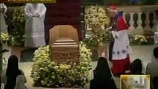 Cory Aquino Funeral: Cardinal Rosales