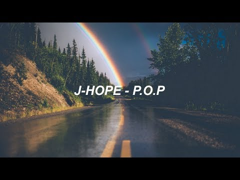J-Hope 'P.O.P (Piece Of Peace), Pt. 1' Easy Lyrics