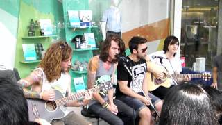 Mayday Parade-Jamie All Over(acoustic)20110625